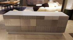 San Patrignano, design interiore sideboard. Design piece not replicable