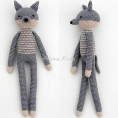 amigurumi,amigurumi free pattern,amigurumi wolf pattern,amigurumi swett toys pattern,crochet doll,crochet pattern