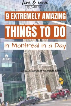 Looking for things to do in Montreal? Here is how to visit Montreal in a day with all the things to do. You can visit Mont Royal, go to Old Montreal and eat Poutine. Here is how to spend the perfect day in Montreal Underground City Montreal, Underground Cities, Top Travel Destinations, Travel Tips, Travel Hacks, Best Places To Live, Best Places To Travel, Montreal Things To Do, Affordable Vacations