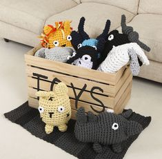 We've got a box load of Tarn Toys available for you to choose from - Lions, Penguins, Ellies and more. Check out the website and get your own tarn toy custom made for you today. Cotton Beanie, Funny Bunnies, Sensory Toys, T Shirt Yarn, Handmade Toys, Lions, Penguins, Cuddling, South Africa