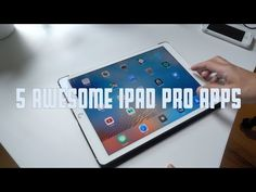 5 of the best iPad Pro apps - YouTube