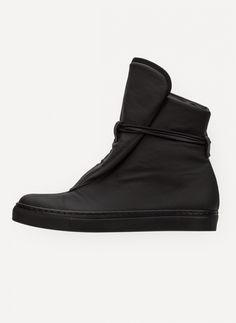 Rombaut - LAMA Sneaker http://cruvoir.com/en/rombaut/1339-lama-sneaker-carbon.html