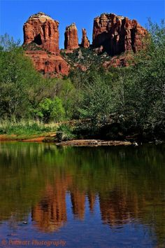 Sedona,Arizona we call the color of the sky Arizona blue if you see the sky there you know what we mean, amazing