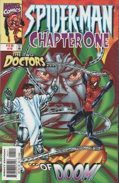 Spider-Man Chapter One No 4 / 1999  £1.45