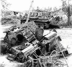 Panzerkampfwagen V Ausf.G Panthers | Flickr - Photo Sharing!