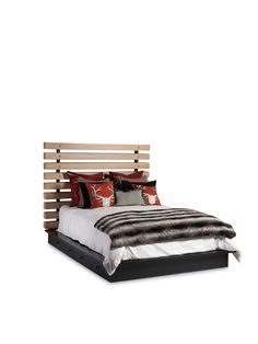 Boutique showroom offers exclusive home furnishings from around the world and award-winning design services. Kids Room Organization, Organization Ideas, Queen Platform Bed, Home Furnishings, Luxury Homes, House Design, Outdoor Furniture, Interior Design, Headboards