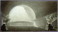 Etienne Louis Boullée (1729-1799)