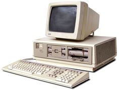 DEC Rainbow 100 (1982) - I love this computer. It only had the monochrome display and two floppy drives. I have added two more drives, so I have a quite beefy Rainbow 100. I love how modular these computers were. They are very easy to upgrade or change.