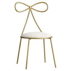 The Emily & Meritt Bow Chair   PBteen