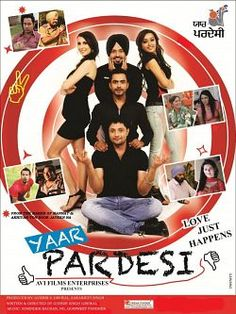 Yaar Pardesi (2012) - http://www.interval.in/videos.php?id=222990