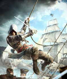 Assassin's Creed IV Art