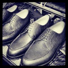 #shoes during production process waiting for #boxes #franceschetti #franceschettishoes  #scarpe #fashion #fashionblogger #fashionista #men #man #guys #menswear #menstyle #mensfashion #style #moda #cool #madeinitaly #craftmanship #igersmarche #igers #picoftheday #milan #paris #newyork #berlin #moscow