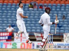 Anderson inspires England to memorable win. England produced a remarkable victory in the second Test after a seemingly moribund contest was brought to life by the brilliance of James Anderson and the seemingly ineradicable flaws in West Indies' game. James Anderson, Saint George, West Indies, Victorious, How To Memorize Things, Two By Two, England, Flaws, St George's