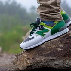 Crooked Tongues x New Balance 'Made in England' M576CT04
