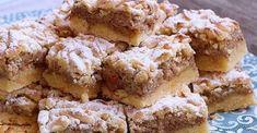 Bosnian Recipes, Croatian Recipes, Baking Recipes, Cookie Recipes, Snickers Cake, Kolaci I Torte, No Cook Desserts, Food Cakes, Desert Recipes