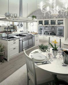 luxury portland kitchen picture