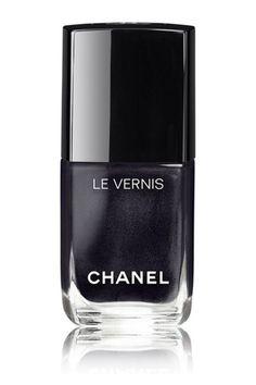 Chanel Le Vernis Longwear Nail Colour in Gris Obscur