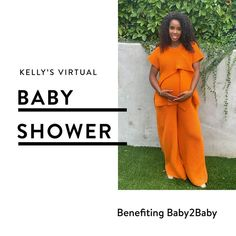 Please join in my virtual baby shower benefiting @baby2baby, a nonprofit I hold dear to my heart! As a mom and Board Member, I'm so proud of the work we're doing to provide 50 million essentials to children living in poverty across the country impacted the pandemic this year. In lieu of gifts for the new baby, please use the link in my bio to help Baby2Baby continue giving diapers, shampoo, blankets and so much more to kids who need our help more than ever.