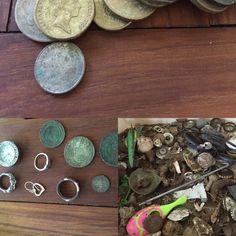 Trash and treasure the life of a Detectorist