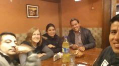 Training meeting in Cajamarca