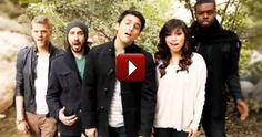 Video: A cappella singing group Pentatonix released another song to get you in the Christmas spirit. Favorite Christmas Songs, My Favorite Music, Christmas Time, Xmas Carols, Electric Music, Carol Of The Bells, Christian Music Videos, Music Express, All About Music