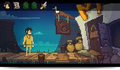 Jason The Greek - Point'n'Click Adventures in Ancient Greece by Kristian Fosh — Kickstarter