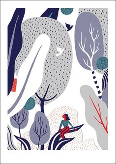 Forest by Karolyn Schnoor