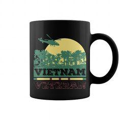 Vietnam Veteran  Vietnam Veteran => Check out this shirt or mug by clicking the image, have fun :) Please tag, repin & share with your friends who would love it. #veteranmug, #veteranquotes #veteran #hoodie #ideas #image #photo #shirt #tshirt #sweatshirt #tee #gift #perfectgift #birthday #Christmas