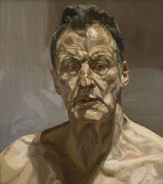 Lucian Freud (1922-2011)  I love this great artist
