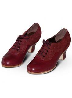 7c0230a634cf6 Flamenco Shoes for dancing flamenco - El Rocio - El Rocío