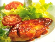 Tangy Grilled Chicken Breast Recipe