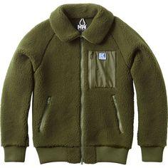 Borg Jacket, Polar Fleece, Boys Shirts, Work Wear, Sportswear, Pullover, Sweatshirts, Womens Fashion, Minimal