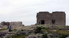 Castillo de El Mirón, en El Mirón