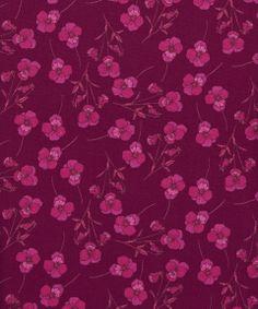 *Liberty Art Fabrics Ros C Poplin