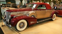 1938 Cadillac Series 38-90 V16 convertible Brought to you by #HouseofInsurance #EugeneOregon