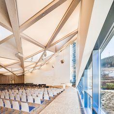Gallery of Algard Church / Link Arkitektur - 5