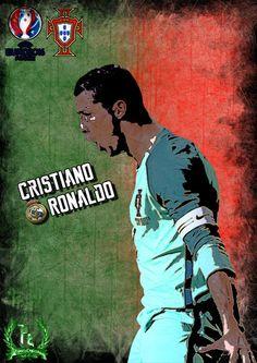 Cristiano Ronaldo poster by PanosEnglish.deviantart.com on @DeviantArt