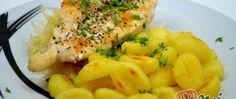 Lahodný čoko-mascarpone dort | NejRecept.cz Gnocchi, Nutella, Macaroni And Cheese, Ethnic Recipes, Fitness, Food, Mascarpone, Mac Cheese, Meal