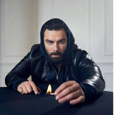 Aidan Turner - British GQ