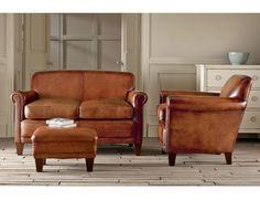 Burlington Leather Chair