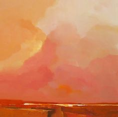 Robert Roth-- I like many of robert roth's paintings because they are expressive while staying within a certain color palette (neutrals, pinks) and they are calm. They also all have a base at the bottom