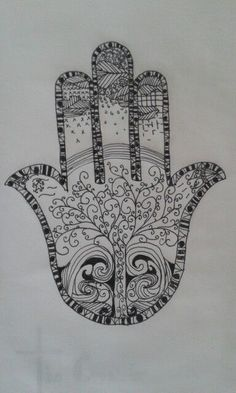 Ive Wanted A Hamsa Tattoo Forever