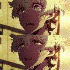 I imagine him sneezing in the second one Iconic Characters, Anime Characters, Katsuhira Agata, Kiznaiver Anime, Japanese Games, Cute Anime Boy, Character Illustration, Akira, Character Art