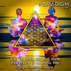 Control your mind and set yourself free. #paradigmbysg #dilgokhyentserinpoche #wisdom #knowledge #selfawareness #awake #awareness #consciousness #triangle #art #digitalart #universe #beach #thirdeye #positivevibes #mindfulness #meditation #positiveenergy #spiritual #spirituality #spiritualgrowth #live #love #life #light #behappy #meditate #yoga