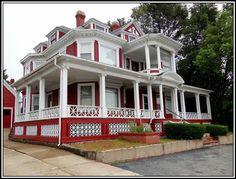 House in Sanford, Maine