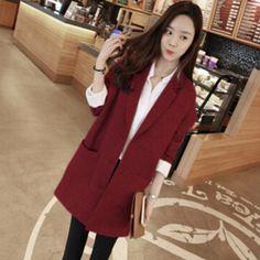 8ee78ece13c Image result for lady long sleeve jacket