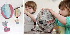 Kinderkamer decoratie knutselen met de kinderen - Love2BeMama