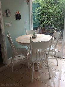 Roscrea 4ft Dining Set