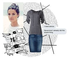 """""""Untitled #329"""" by ellie-288 ❤ liked on Polyvore featuring CB2 and Armani Jeans"""