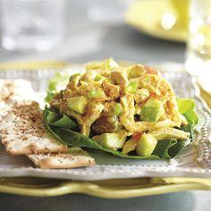 Curried Apricot Chicken Salad from Smucker's®
